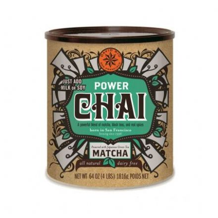 David Rio Power Chai with Matcha 1 x 1.8kg